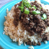 Easy Korean Ground Beef