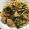 Quick Chicken and Broccoli Stir Fry