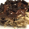 Cookies & Cream No-Bake Chex Bars (Gluten-Free)
