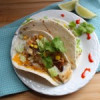 Easy Fish Tacos with Cheesy Crispy Tortilla Shells