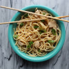 Kung Pao Chicken Noodles (Stove Top or Instant Pot)