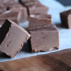 Easy Homemade Chocolate Fudge
