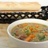 Slow Cooker Curry Lentil Soup