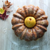 Pear Rum Dum Cake