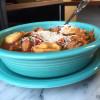 Rustic Tortellini Sausage Soup