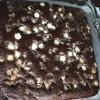 Black and White Cake (Gluten Free)