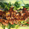 Chicken Taco Salad (Instant Pot or Crock Pot)