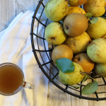 Slow Cooker Pear Cider