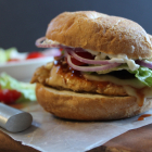 Grilled Monterey Chicken Sandwich