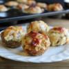 Italian Turkey Muffins