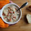 Chicken Gnocchi Soup (Instant Pot)