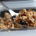 Homemade Granola with Double Oats